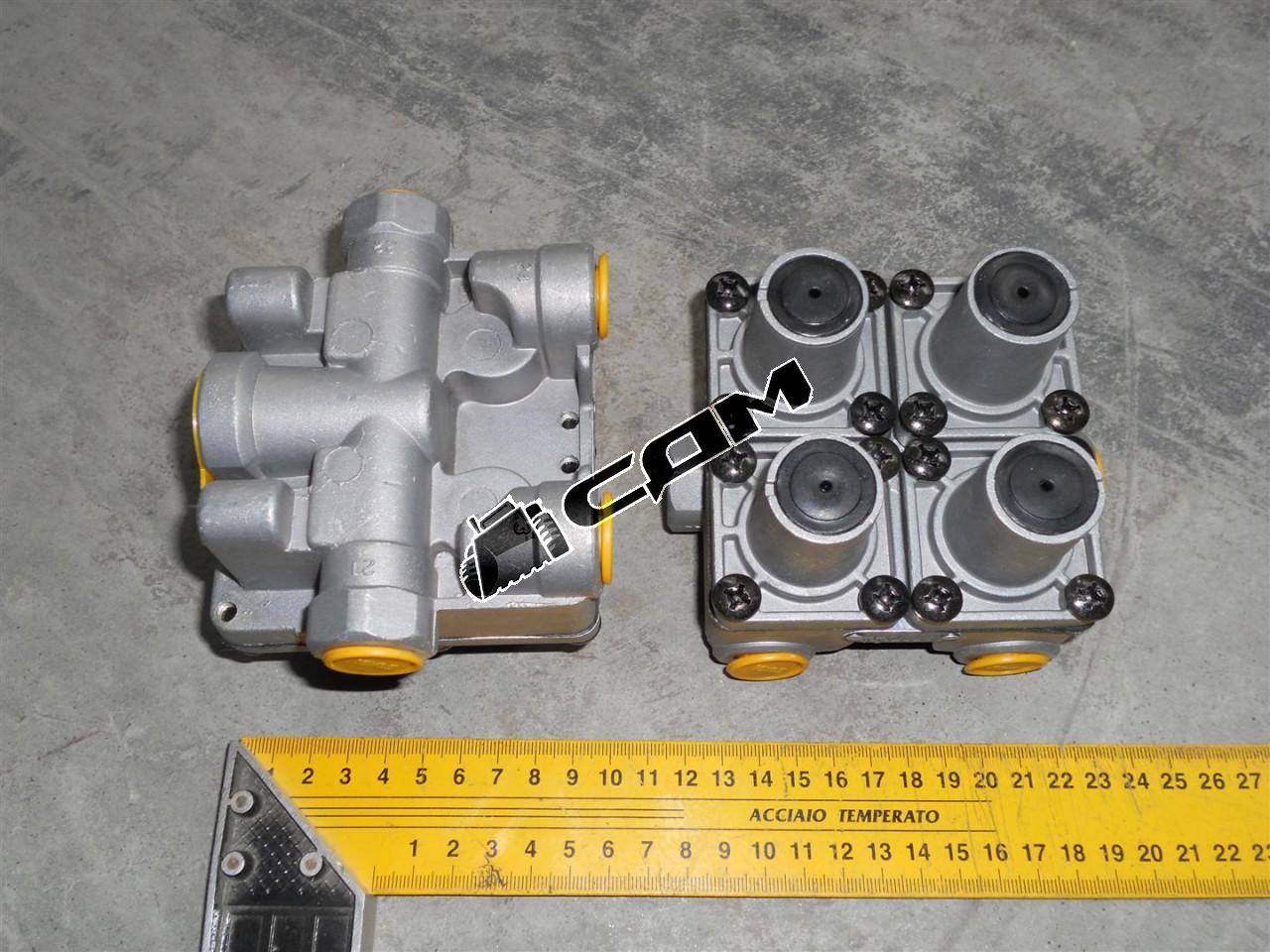 Клапан предохранительный  WG9000360366